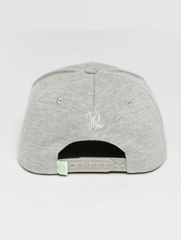 Just Rhyse / Snapback Cap Acora in grey