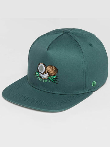 Just Rhyse / Snapback Cap Chito in green-Universal Store London™