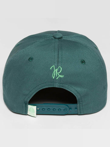 Just Rhyse / Snapback Cap Chito in green