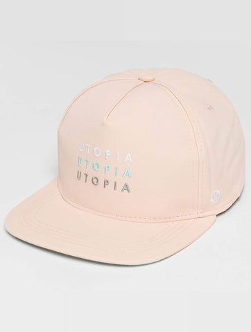Just Rhyse / Snapback Cap La Novia in rose-Universal Store London™