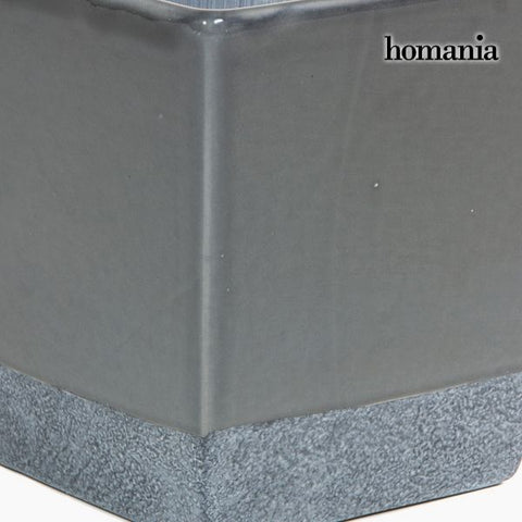 Image of Planter Ceramic Grey by Homania-Universal Store London™