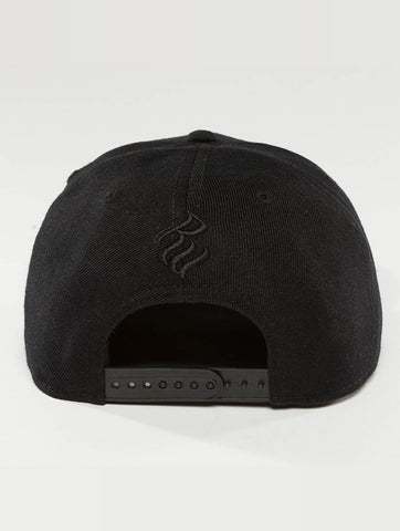 Rocawear / Snapback Cap Logo in black-Universal Store London™