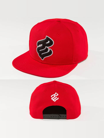 Rocawear / Snapback Cap Big Logo in red-Universal Store London™