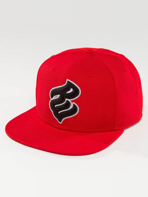 Rocawear / Snapback Cap Big Logo in red