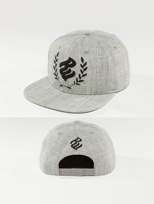 Rocawear   Snapback Cap Hero in grey-Universal Store London™ ... a09f3a8aff9