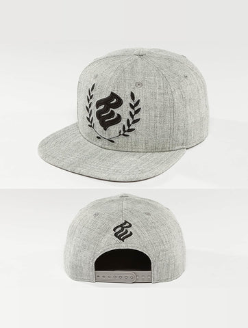 Image of Rocawear / Snapback Cap Hero in grey-Universal Store London™
