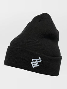 Rocawear / Beanie Logo in black-Universal Store London™