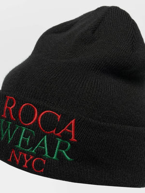 Rocawear / Beanie NYC in black-Universal Store London™