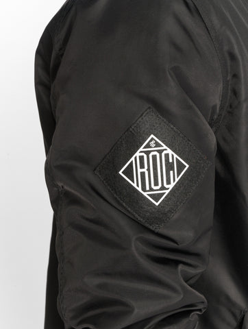 Rocawear / Bomber jacket Bomber in black-Universal Store London™