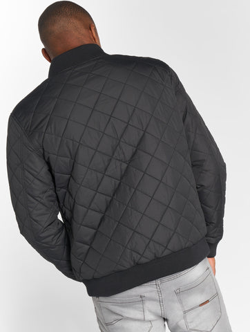 Rocawear / Bomber jacket RW Bomber in black-Universal Store London™