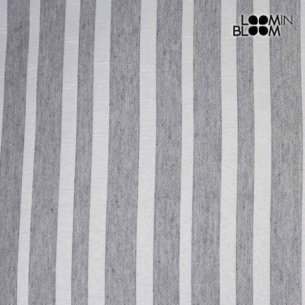 Judith cushion gray stripe by Loom In Bloom-Universal Store London™