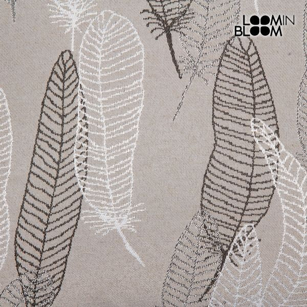 Cushion (45 x 45 cm) Beige - Jungle Collection by Loom In Bloom-Universal Store London™
