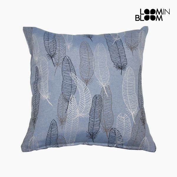 Cushion (45 x 45 cm) Blue - Jungle Collection by Loom In Bloom-Universal Store London™