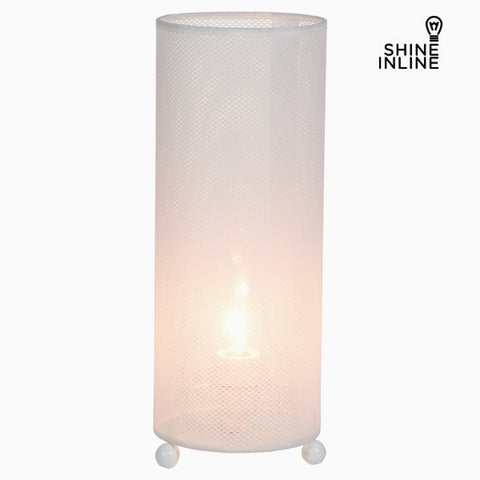 Desk Lamp Material Cellulose Blanco by Shine Inline-Universal Store London™