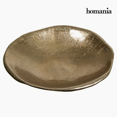 Image of Centerpiece Circular Champagne - New York Collection by Homania-Universal Store London™