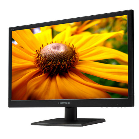 "Image of Hanns G HL205DPB monitor 19.5"" LED multimedia-Universal Store London™"
