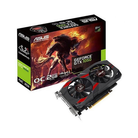 Gaming Graphics Card Asus ITGPE50609 2 GB GDDR5 1404 MHz-Universal Store London™