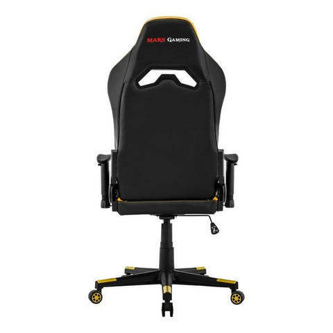 Image of Gaming Chair Mars Gaming MGC3BY Black Yellow-Universal Store London™