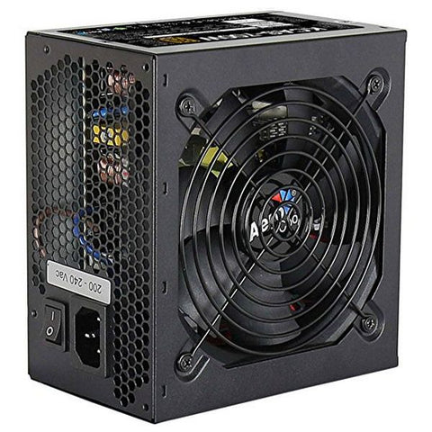 Image of Gaming Power Supply Aerocool KCAS700 700W-Universal Store London™