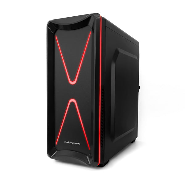 ATX Semi-tower Box Tacens MC6 USB 3.0-Universal Store London™