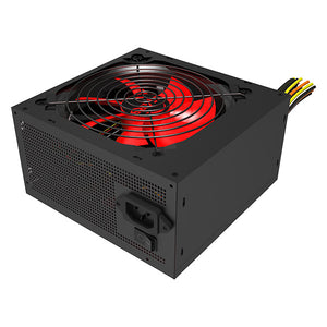 Gaming Power Supply Tacens MPII550 MPII550 550W Black Red-Universal Store London™
