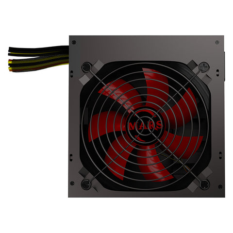 Image of Gaming Power Supply Tacens MPII550 MPII550 550W Black Red-Universal Store London™