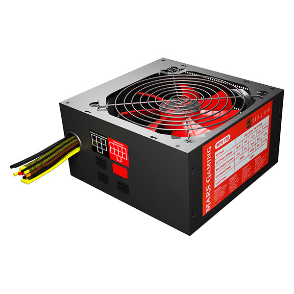 Gaming Power Supply Tacens MPII750 MPII750 750W Passive PFC-Universal Store London™