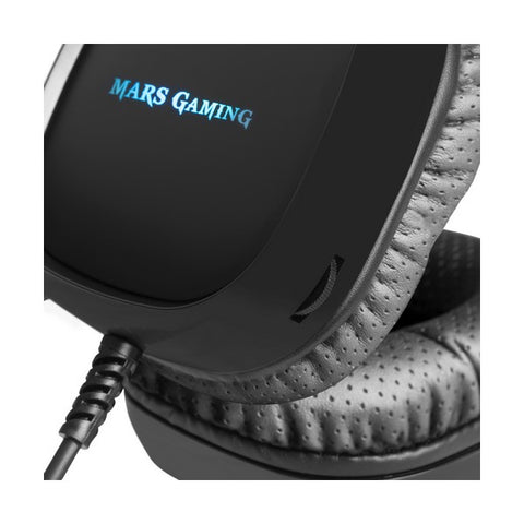 Gaming Earpiece with Microphone Mars Gaming MH218-Universal Store London™