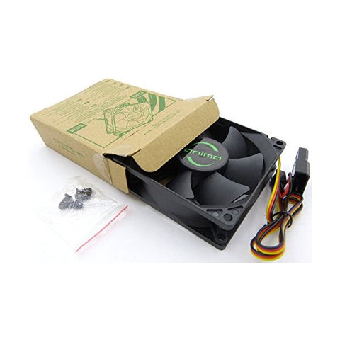 Notebook Cooling Fan Tacens IMIVEN0126 AF8 ANIMA 8 cm 1,44W-Universal Store London™