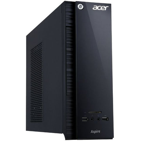 Image of Desktop PC Acer Aspire XC-705 3.6 GHz i3-4160 Black-Universal Store London™