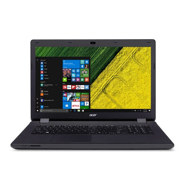"Laptop Acer ES17 NX.MZSEB.005 17,3"" Intel Celeron N3050 4 GB RAM 1 TB Windows 10 Black-Universal Store London™"