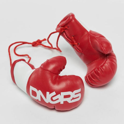 Dangerous DNGRS / More Boxinggloves in red