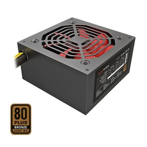 Image of Gaming Power Supply Mars Gaming MPB650 650W-Universal Store London™