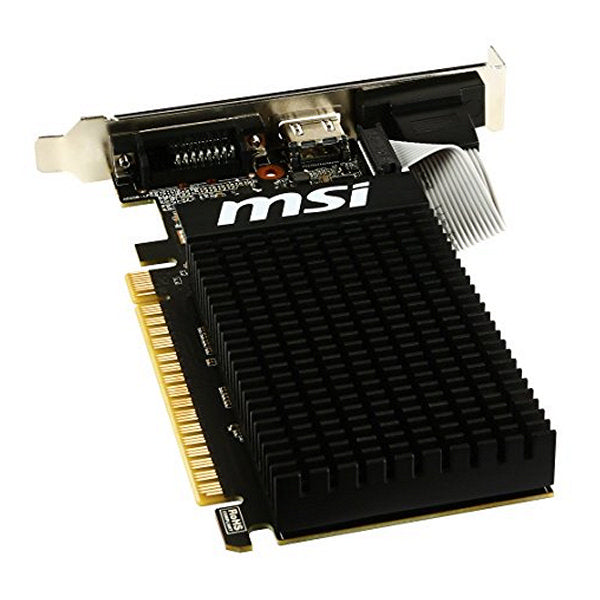 MSI VGA NVIDIA GT 710 1GD3H 1GB DDR3-Universal Store London™