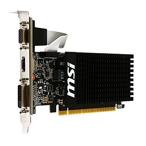 Image of MSI VGA NVIDIA GT 710 1GD3H 1GB DDR3-Universal Store London™