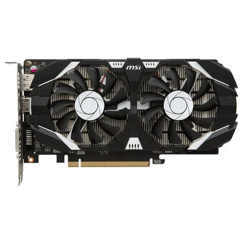 Gaming Graphics Card MSI 912-V809-2634 GTX 1050 2GB DDR5-Universal Store London™
