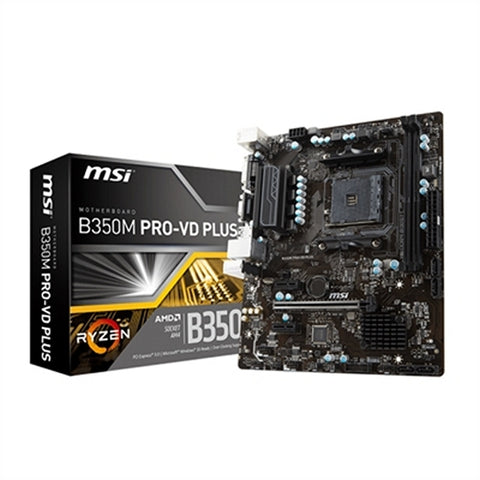 Image of Motherboard MSI 911-7B38-004 B350M PRO-VD PLUS PC 32 GB-Universal Store London™