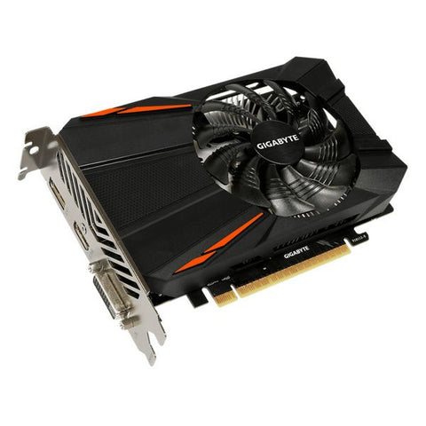 Image of Gaming Graphics Card Gigabyte GV-N1050D5-3GD 3 GB DDR5 ATX-Universal Store London™