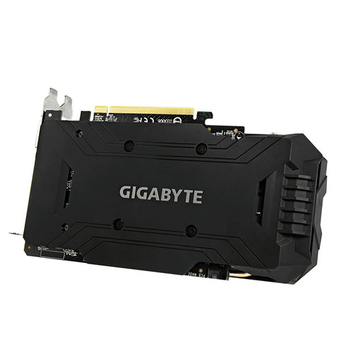 Image of Gaming Graphics Card Gigabyte ITGPE50417 GV-N1060WF2OC 3GB GDDR5 PCI Express 3.0 x 16 6-pin x 1 Black-Universal Store London™