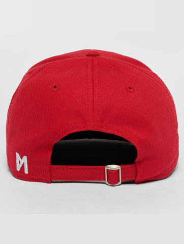 Maskulin / 5 Panel Caps GSport Dad in red-Universal Store London™