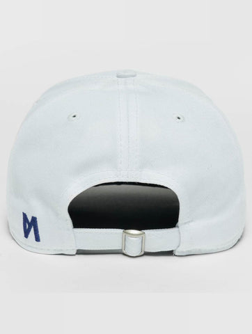 Maskulin / 5 Panel Caps GSport Dad in white-Universal Store London™