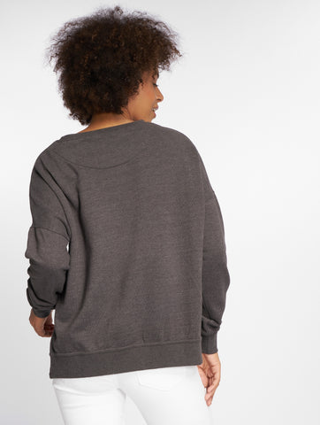 Image of Just Rhyse / Jumper Warisata in grey-Universal Store London™