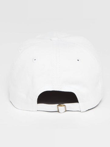 Maskulin / Snapback Cap Dad in white-Universal Store London™