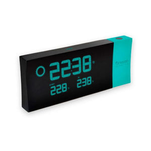 Radio Alarm Clock with LCD Projector Oregon Scientific BAR-223-P Blue-Universal Store London™