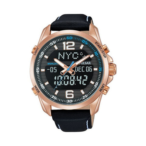 Image of Men's Watch Pulsar PZ4006 (45 mm)-Universal Store London™