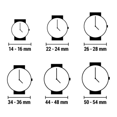 Image of Unisex Watch The One AN09G04 (37 mm)-Universal Store London™
