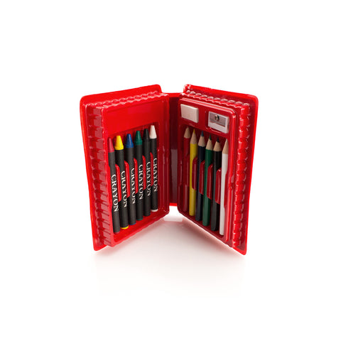 School Case (14 pcs) 149710-Universal Store London™