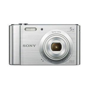 Compact photo camera Sony DSCW800S Silver-Universal Store London™