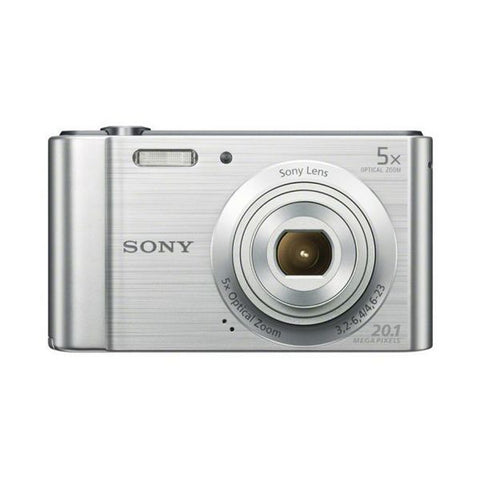 Compact photo camera Sony DSCW800S Silver