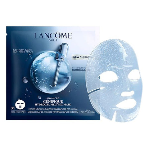 Hydrating Mask Genifique Hydrogel Lancôme-Universal Store London™